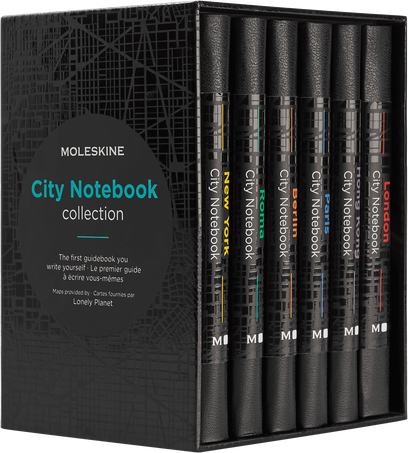 City Notebook CITY NOTEBOOK COLLECTOR BOX