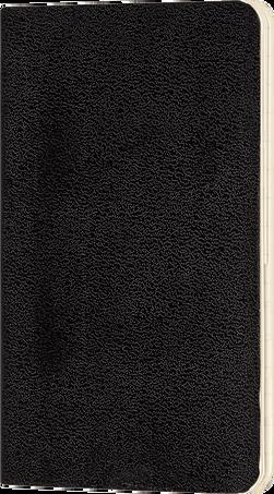 Address Book VOLANT ADDRESSBOOK XS BLACK