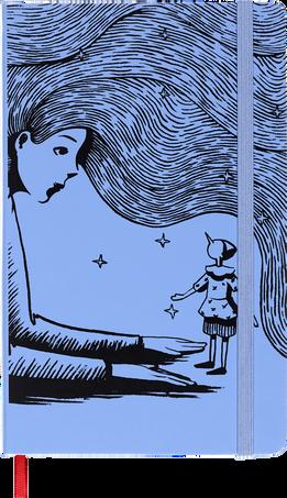 Carnets Pinocchio LE NB PINOCCHIO LG PLA THE FAIRY