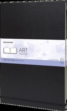 Watercolour Album ART WATERCOLOR ALBUM A3 BLK