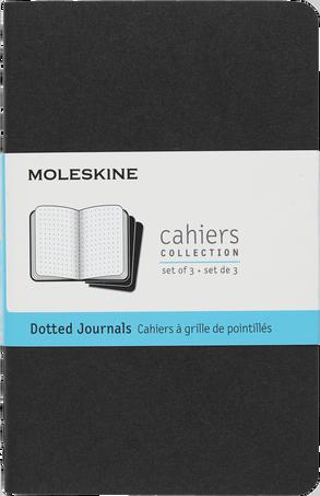 Cahier Journals CAHIER JNLS PK DOT BLK