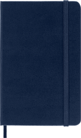 Classic Planner 12M DAILY PK SAP.BLUE SOFT