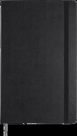 Music Notebook ART MUSIC NOTEBOOK LG BLK