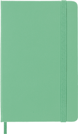 Classic Kalender 18M WKLY NTBK PK ICE GREEN HARD