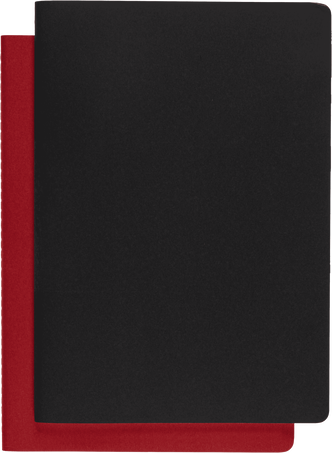 Subject Cahier CAHIER JNLS SUBJECT A4 BLK CRB.RED