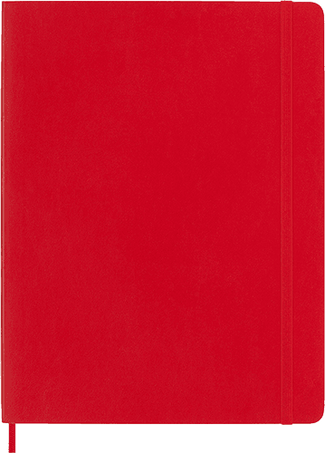 Agenda Classic 2022 12M WKLY NTBK XL S.RED SOFT