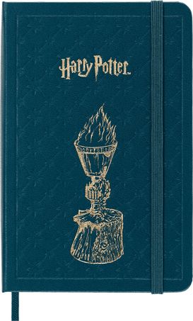 Harry Potter Planners 18M HARRY POTTER WKLY NTB PKT TIDE GREEN