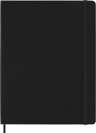 Classic Planner 18M MONTHLY XL BLK HARD
