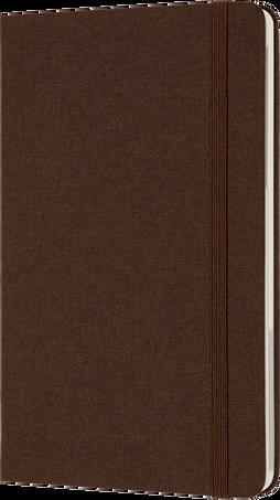 Voyageur Notebook VOYAGEUR TRAVELLERS NB COFFEE BROWN