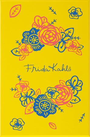 Frida Kahlo Notebooks LE NB FRIDA KAHLO LG PLA CLT ED