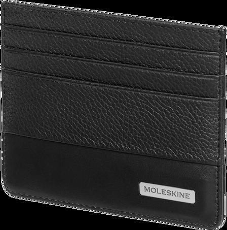 Card Wallet CL. MATCH LTH CARD WALLET BLK