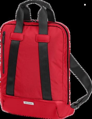 Sacoche ordinateur horizontale / verticale – 15'' METRO DEVICE BAG VERT CRANBERRY RED