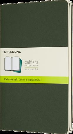Cahiers CAHIER JNLS LG PLA MYRTLE GRN