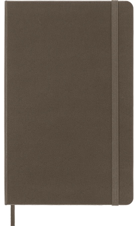Classic Notebook NOTEBOOK LG RUL HARD EART BRW