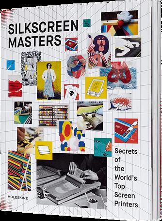 Creativity Books SILKSCREEN MASTERS