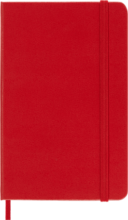 Classic Planner 2022 12M DAILY PK S.RED SOFT