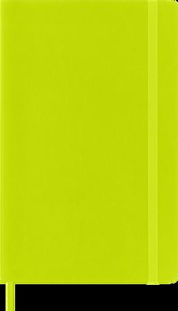 Classic Notebook NOTEBOOK LG RUL SOFT LEMON GREEN