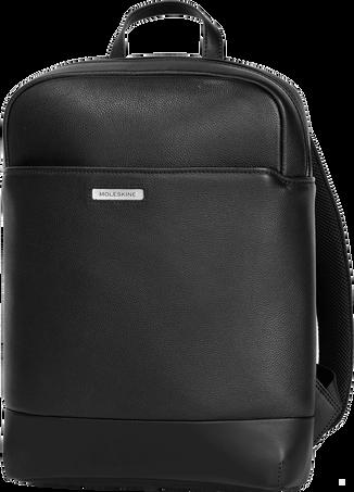 Slim Backpack CL. MATCH LTH BACKPACK SLIM BLK