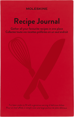 Cahiers Passion PASSION JOURNAL - RECIPE