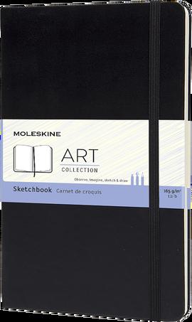 Sketchbook ART SKETCHBOOK LG BLK