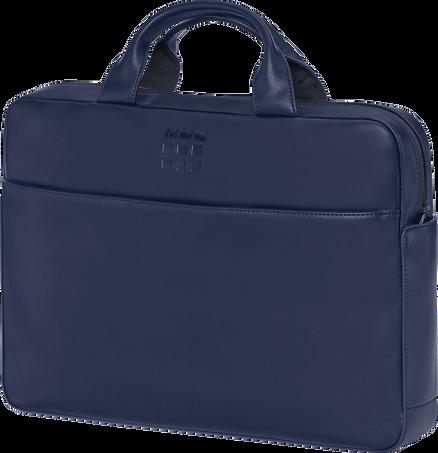 Slim Briefcase CLASSIC SLIM BRIEFCASE SAPPHIRE BLUE