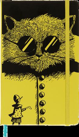 Cuadernos Pinocchio LE NB PINOCCHIO LG RUL THE CAT