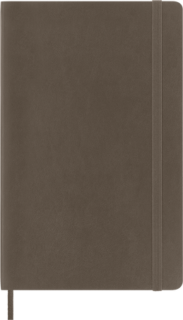 Classic Notebook NOTEBOOK LG RUL SOFT EART BRW