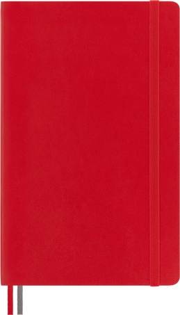 Classic Notebook Expanded NOTEBOOK LG EXPANDED PLA S.RED SOFT