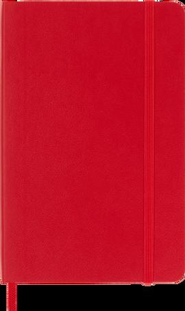 Carnet Classic NOTEBOOK PK DOT S.RED SOFT