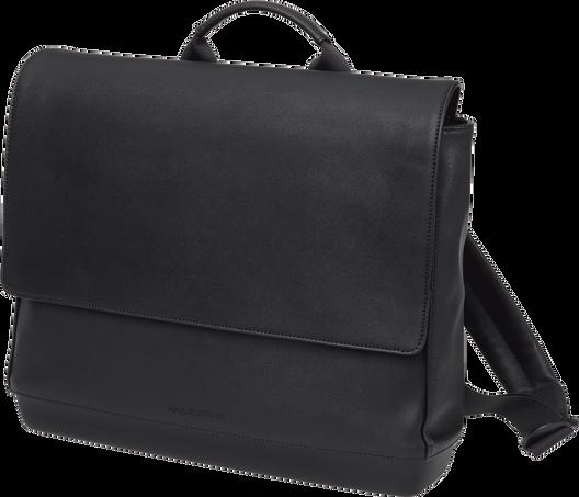 Horizontal Backpack CLASSIC BACKPACK HOR BLACK