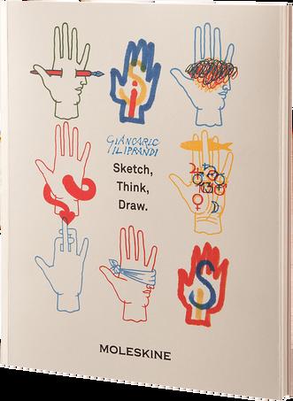 Creativity Books SKETCH THINK DRAW ILIPRANDI