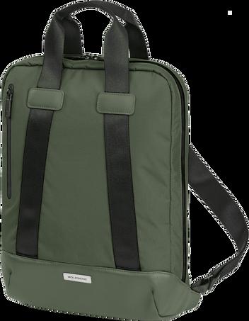 Sacoche ordinateur horizontale / verticale – 15'' METRO DEVICE BAG VERT MOSS GREEN