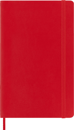 Agenda Classic 18M WKLY NTBK LG S.RED SOFT