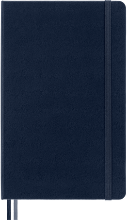 Classic Notebook Expanded NOTEBOOK LG EXPANDED RUL SAP.BLUE HARD