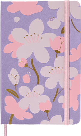 Sakura Notebooks LE NB SAKURA PKT PLA GRAPHIC 4
