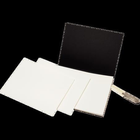 Cuaderno para acuarelas ART WATERCOLOUR BLOCK 23X31 BLK