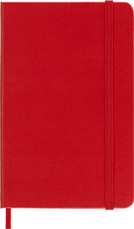 Agenda Classic 18M WKLY NTBK PK S.RED HARD