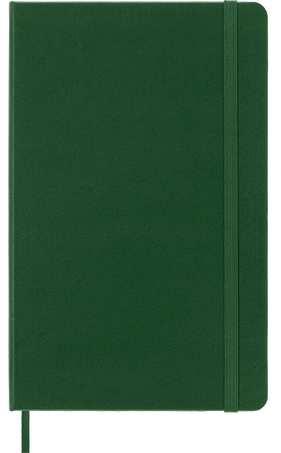 Classic Notebook NOTEBOOK LG RUL MYRTLE GREEN HARD