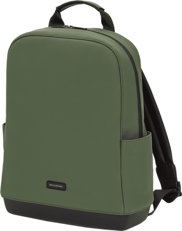 The Backpack - Soft-Touch PU THE BACKPACK SOFT TOUCH PU FOREST GREEN