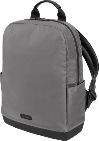 The Backpack – Nylon Ripstop THE BACKPACK RIPSTOP PEBBLE GREY