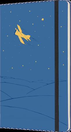 Le Petit Prince Notebooks LE NB PETIT PRINCE LG RUL FORGET.BLUE