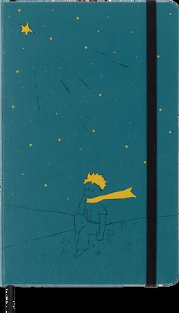 18-Monate wochen notizkalender im limitierte auflage Le Petit Prince 2021/2022 18M P.PRINCE WKLY NTB LG SEAWEED GREEN