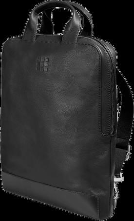 "Vertical Device bag - 15"" CLASSIC LTH DEVICE BAG VERT BLK"