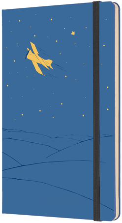 Le Petit Prince Planners 12M P.PRINCE WKLY NTB LG FORGET.BLUE