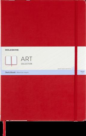 Sketchbook ART SKETCHBOOK A3 SCARLET RED