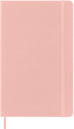 Classic Notebook NOTEBOOK LG RUL HARD OLD ROSE 7605C