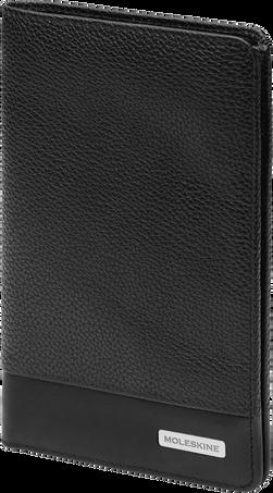 Passport Wallet CL. MATCH LTH PASSPORT WALLET BLK