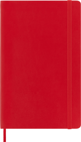 Classic Notebook NOTEBOOK LG RUL S.RED SOFT