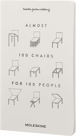 Art Books ALMOST 100 CHAIRS