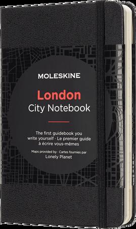 City Notebook CITY NOTEBOOK LONDON